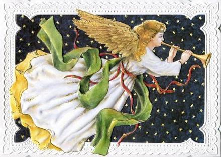 キャロルウィルソン・クリスマスカード