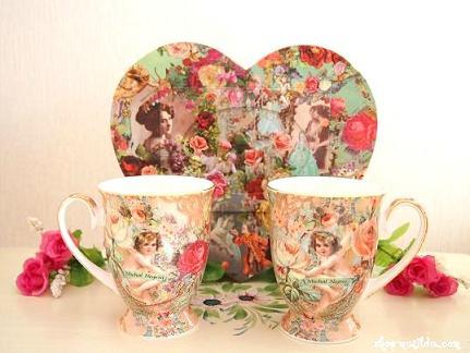 ミハエルネグリン天使のマグカップ