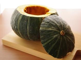 ジャックオランタンのかぼちゃケーキ03