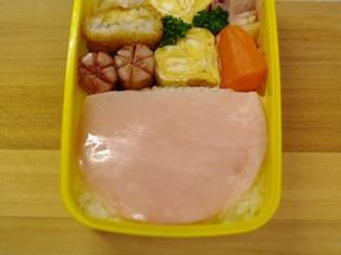ベロくんのキャラ弁当☆映画妖怪人間ベム02