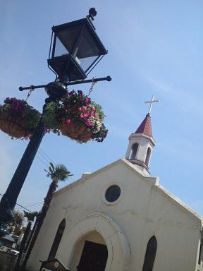 パプテスト教会