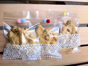 美術館用クッキー
