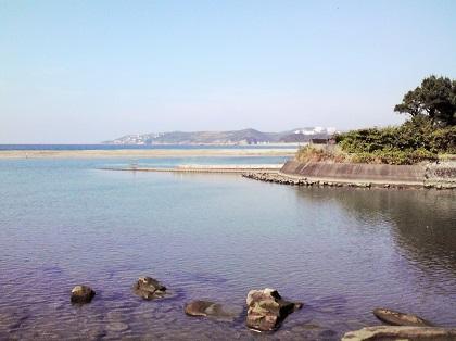 20141114富田川河口2