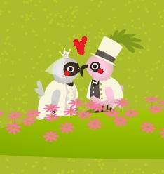 バビディ結婚2