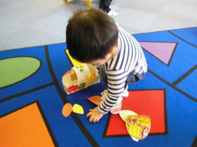 2歳児クラス 幼児教室MIE