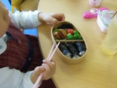幼児教室ミー お弁当の時間