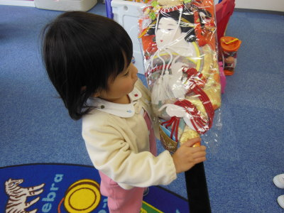 幼児教室MIE お正月