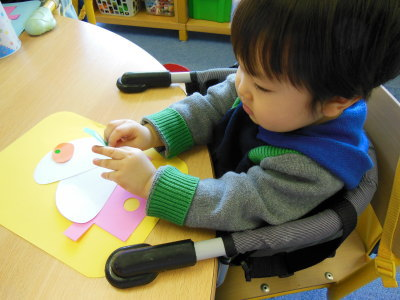 幼児教室MIE 1歳児