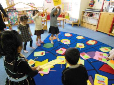幼児教室ミー リトミッククラス
