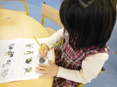 幼児教室MIE 小学生