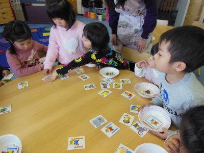幼児教室MIE 年少さん