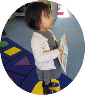 3歳児 幼児教室