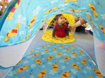 幼児教室MIE 1歳児さん