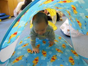 幼児教育 1歳児