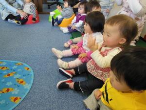 1歳児クラス