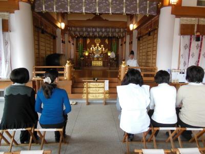 広島神社 安全祈願
