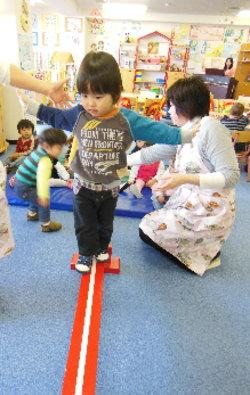 幼児教室MIE 動的レッスン