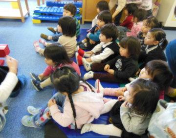 幼児教室MIE 2歳児さん