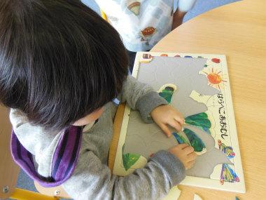幼児教育 パズル