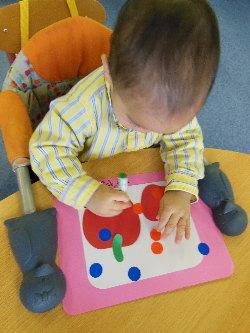 幼児教室MIE 1歳児クラス
