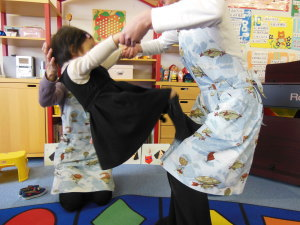 幼児教室MIE 3歳児