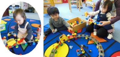レゴ社 レゴ電車