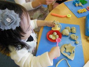 幼児教室MIE 2歳児