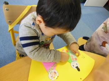 幼児教室MIE ひな祭り