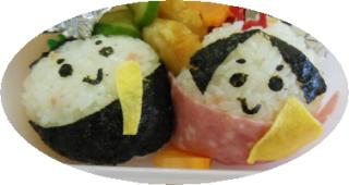 お弁当 ひな祭り