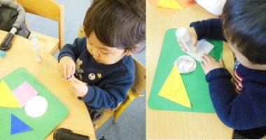 幼児教育 図形