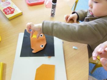 幼児教室 2歳児