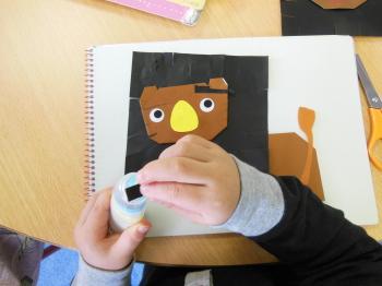幼児教室 製作