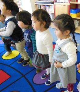 幼児教室ミー 発表