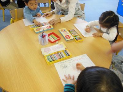 幼児教育 プリント