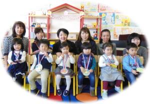 幼児教室 参観日
