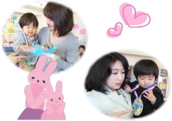 幼児教室MIE 授業参観