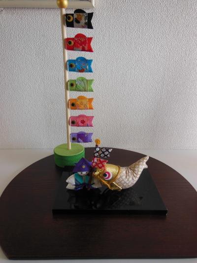 幼児教室MIE 鯉のぼり