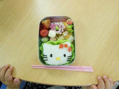 幼児教室MIE お弁当