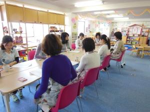 幼児教室MIE 講師ミーティング