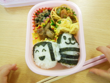幼児教育 お弁当