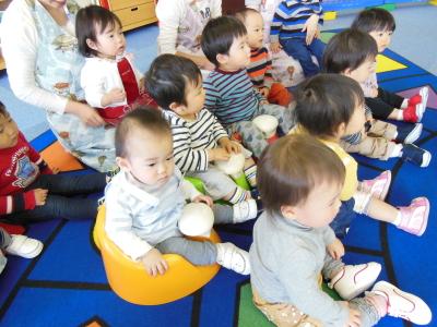 幼児教育 2歳児