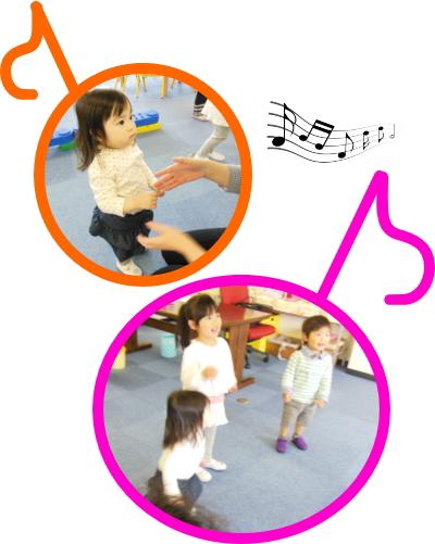 幼児教室MIE リトミック