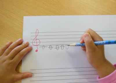 幼児教室MIE 楽譜