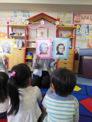 幼児教室MIE リトミッククラス