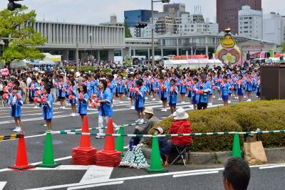 ブラワーフェステイバル パレード