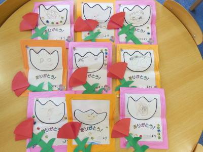 幼児教室MIE 3歳児作品