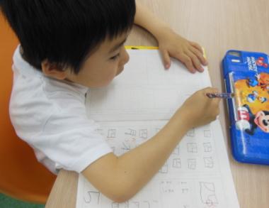 幼児教室MIE 1年生