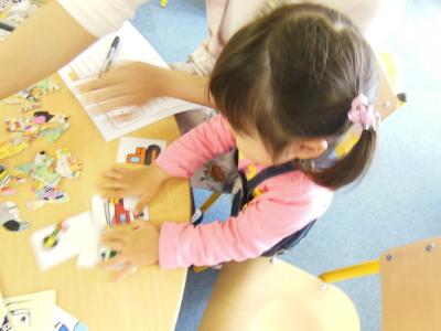 3歳児クラス
