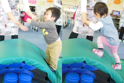幼児教室MIE 動的