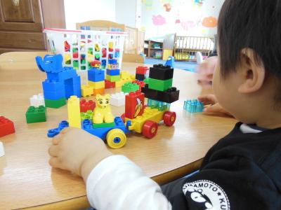 幼児教室MIE レゴ